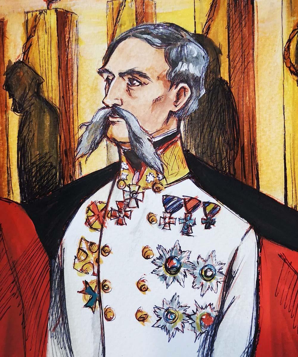 Julius von Haynau báró