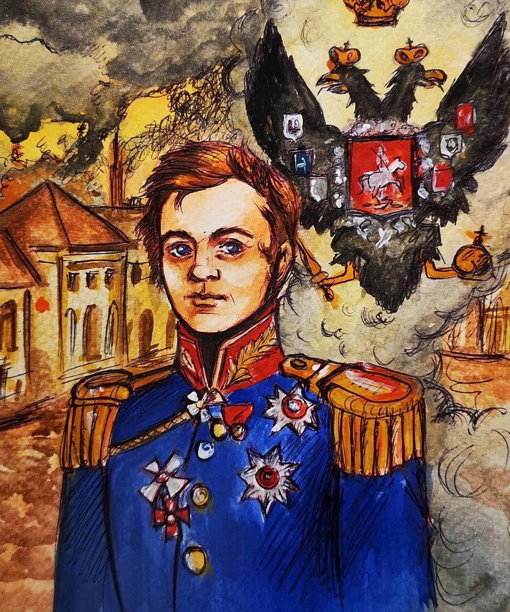 Ivan Fjodorovics Paszkevics-Erivanszkij gróf