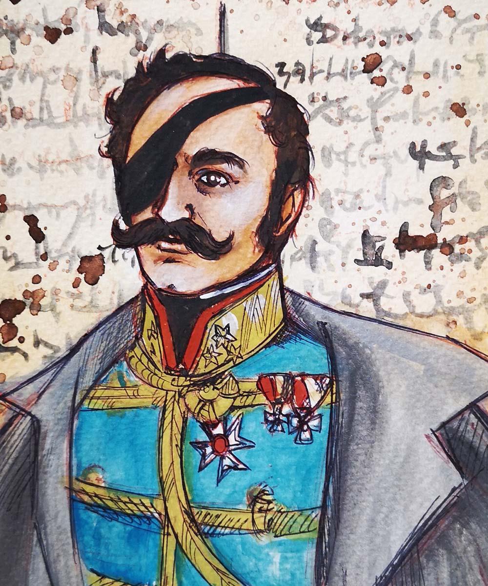 Franz von Schlik gróf