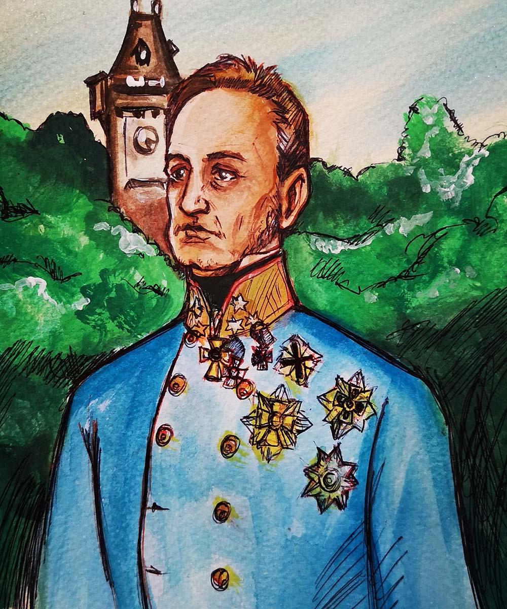 Ludwig von Welden báró